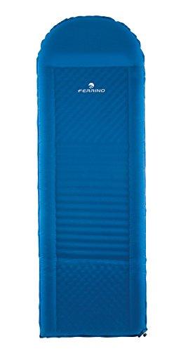 Ferrino Fender Materassino Autogonfiante, Blu, 190 x 64 x 5.7 cm