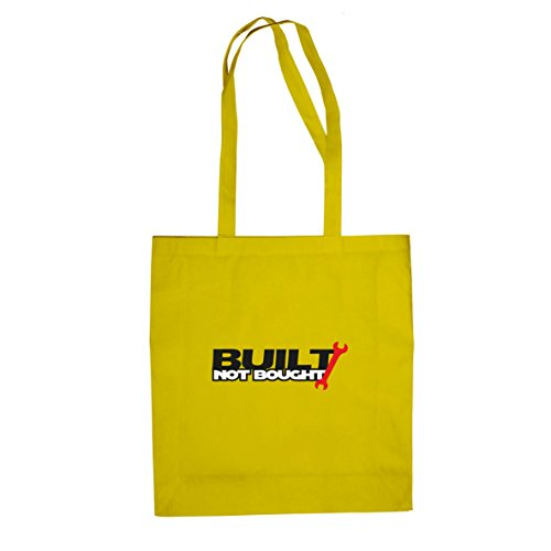 Gelb Bought Stofftasche Built Beutel not OB1pqfwP