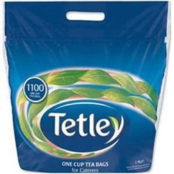 Tetley One Cup 1100 Teabags Ref 1018g [Price Offer]