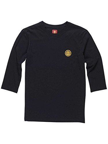 Herren Langarmshirt Element Westgate T-Shirt Flint Black