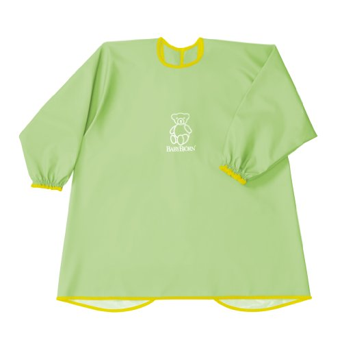 babybjorn-eat-play-smock-green-by-babybjorn