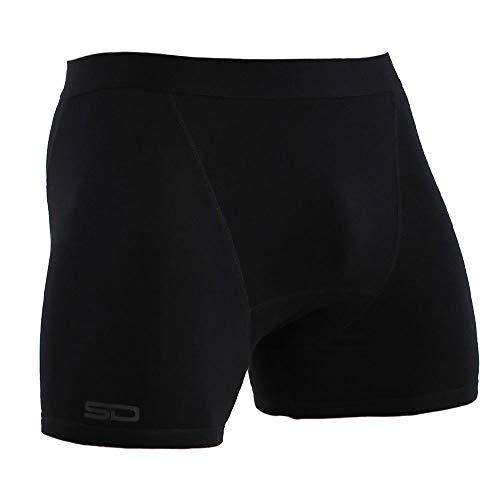 Duds Travel Pocket Smuggling Stash Pickpocket Underwear Boxer Men's Secret Brief Proof Shorts TKul13cFJ