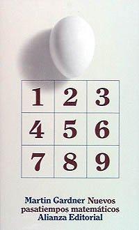 Nuevos pasatiempos matemáticos (El Libro De Bolsillo (Lb)) por Martin Gardner