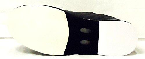 3G Kicks Scarpe da bowling, unisex, per destrimani e mancini, disponibili in 4colori, misura 36-48 nero