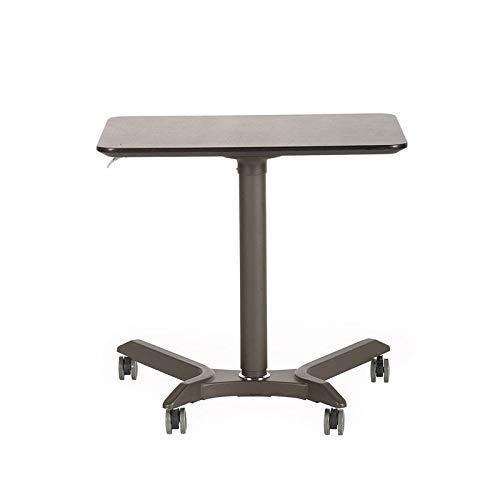 Moderne Stahl-kaffee-tisch (Höhenverstellbarer Laptop-Tisch-Computer-Schreibtisch - Laptop-Ständer/Schreibtisch for Tragbare Computer, Ergonomisches Design for Eine Verbesserte Körperhaltung)