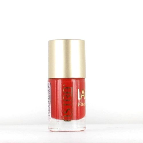 Vernis longue tenue Astra make up Rouge fraise