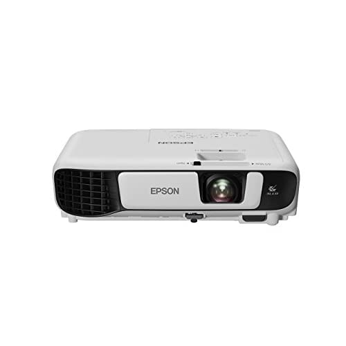 31LAzBQER7L. SS500  - Epson EB-S41 3LCD, 3300 Lumens, 300 Inch Display, SVGA Projector - White