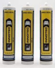 Innotec Innoseal Klebe- und Dichtmasse, schwarz, 1 Kartusche 290 ml