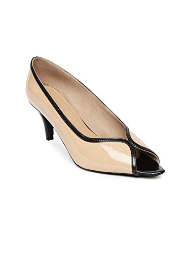 Inc 5 Women Light Brown Peep-toes