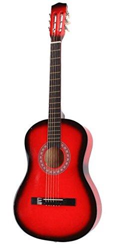 Chitarra Classica 4/4 ridotta colore Rosso