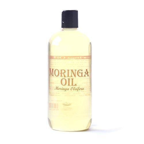 Mystic Moments - Moringa (Drumstick) Trägeröl - 1 Liter - 100{078d587eda3fbaaa1d7e0a62595327ebc76876e0bf6c993595e5592da3636bce} rein