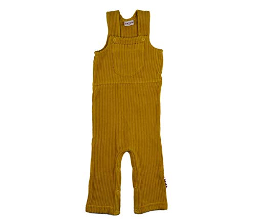 Baba Baby Worker Corduroy Mustard 80