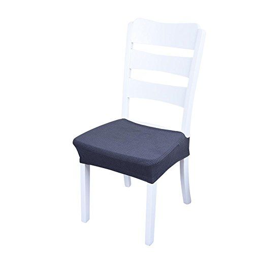 Beneu Wasserdicht Stuhl-Sitzbezug, entfernbarer speisender Stuhlhussen, für Hotels Abendessen Feierlichkeiten Home Decoration Hotel Abendessen