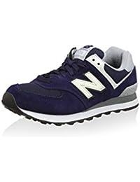 New Balance ML_WL574V1, Zapatillas para Hombre, Azul (Blue/White), 41.5 EU