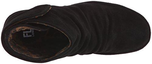 Short London Women Yegi689fly Short Boots Nero (nero 000)