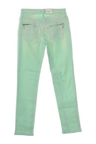 MAC Jeans Carlotta Fancy Damen Stretch Straight Fit Grün