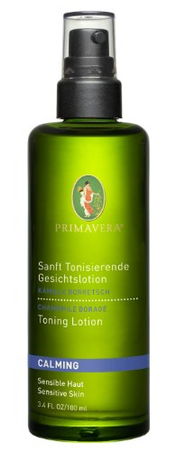 Primavera: Gesichtslotion Kamille Borretsch (100 ml)