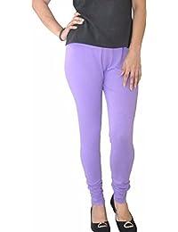 Round Off Women's Cotton Lycra Leggings