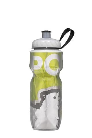 Polar Bottle Insulated Water Bottle (20-Ounce) (Green Big Bear)