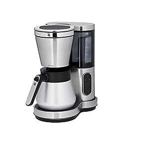 WMF Lumero Kaffeemaschine, mit Thermoskanne, Filterkaffee, 8 Tassen, abnehmbarer Wassertank, Touch-Display, Tropfstopp, Schwenkfilter, Abschaltautomatik, 800 W