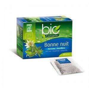 Bioconseils Bio Bonne Nuit Infusion 20 Sachets
