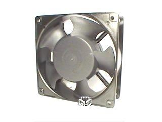 120x38mm - Kaum hörbar, so leise !!! - SmartCooler© 115 Volt !!! AC low speed Lüfter LFE120L38A5BT, doppeltes NANO Kugellager, 49,0m³/h, 12 dbA [PC] (Lüfter Kugellager Low-speed)
