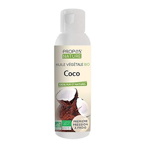 HUILE VEGETALE COCO BIO 100 ml