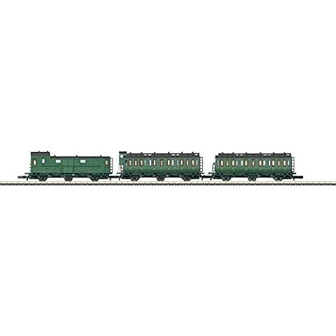 Märklin 87506 - para el tren de alta velocidad en septiembre de los vagones de la SNCB
