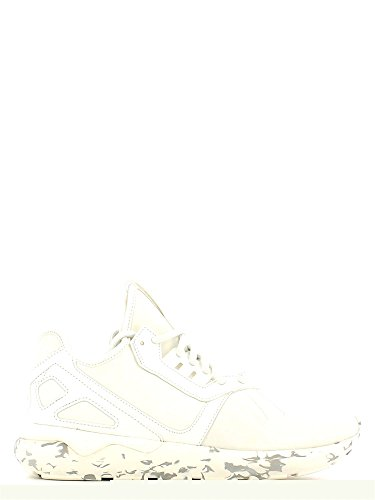 adidas Originals Herren Tubular Runner Low-Top Weiß (Vintage White/Clear Granite)