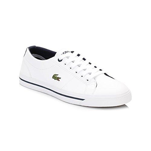 Lacoste Marcel 117 1 CAJ White Navy Weiß