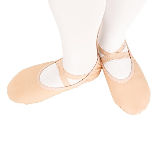 light-pink-ballet-shoes-size-eu2540-15526cm-children-soft-sole-girls-ballet-shoes-women-ballet-dance