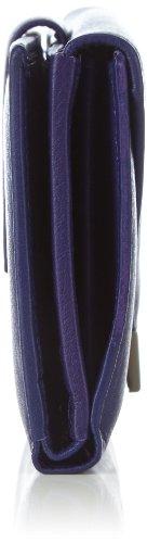 Bruno Banani, Portafogli in pelle Donna Viola (Violett (purple)