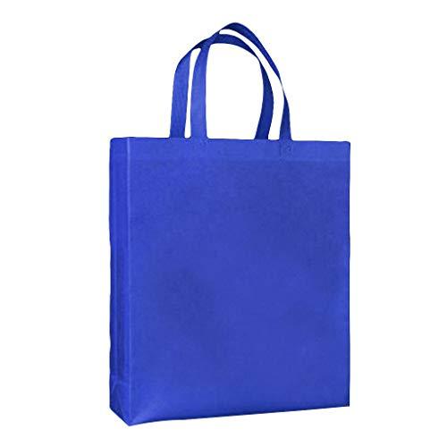 Zerama Wiederverwendbare Non Woven Einkaufstasche Solid Color Faltbare Grocery Convenient Tote umweltfreundliche Lagerung Handtasche