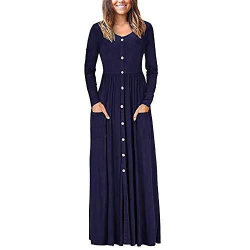 Maglione Manica Lunga Donna Semplice Maglia Vestito Ragazza Knit Pullover Magliette Tumblr Invernali Casual Mini Abito Tinta Unita