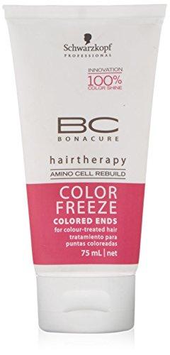 Schwarzkopf Professional BC Color Freeze Colored Ends Trattamento Per Capelli Colorati 75ml