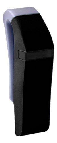 Ersatz Clip Halter für Fitbit Flex/Keine Tracker, ein Größe passt alle schwarz schwarz (Flex-tracker-ersatz)