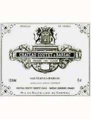 COUTET 1988, Sauternes - 1er Cru Classé