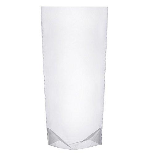 100 Piezas 5.7 10 Pulgadas Bolsas Celofán Transparentes