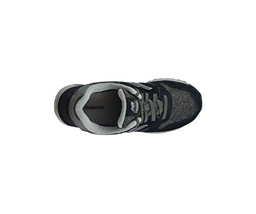 New Balance  Ml565, Baskets pour homme noir/gris