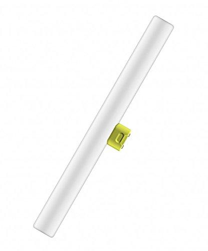 Radium Raledina LED-Linienlampe, 35W Ersatz, opal, dimmbar, 6W Leistung, S14D, Glas (230v Ersatz)