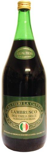 Lambrusco-rosso-dolce-Gualtieri-DellEmilia-IGT-3-X-150-L-Vino-Frizzante-Roter-Ser-Perlwein-75-Vol-aus-Italien
