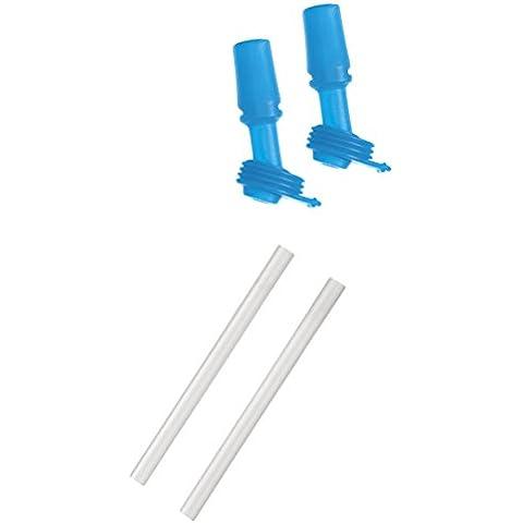 Camelbak bocchino accessori, Unisex, Mundstück, Blau,