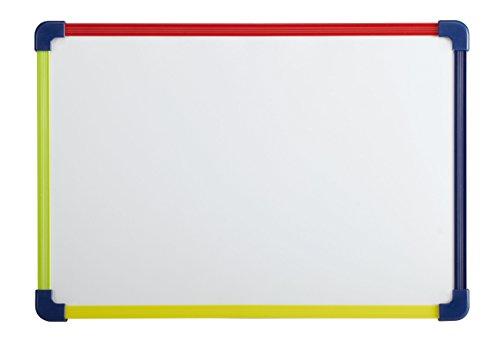 Maul 6281299 Bunte Kinder Magnettafel, 35x 25cm, Whiteboard, Tragbare Schreibtafel