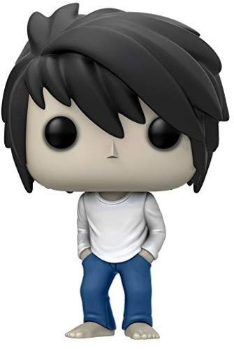 Funko Pop L (Death Note 218) Funko Pop Death Note