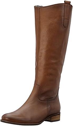 Gabor Shoes Damen Gabor Fashion Stiefel, Braun (32 Caramello (Effekt)), 38 EU