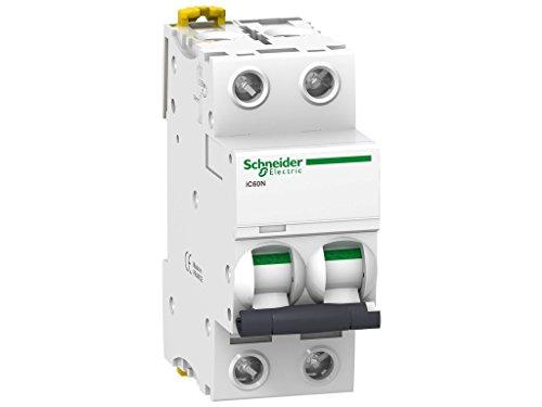 Schneider Electric A9F79232 Interruptor Automático Magneto Térmico Ic60N 2P 32A Curva C