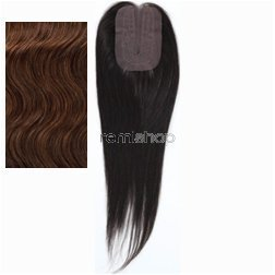 Simply Brazilian Hand-Tied Straight Lace Parting Piece 16\
