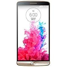 "LG G3 - Smartphone libre Android (pantalla 5.5"", cámara 13 Mp, 16 GB, Quad-Core 2.5 GHz, 2 GB RAM), dorado"