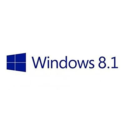 Microsoft Windows 8.1x64 English Intl 1 Pack DSP OEI DVD (PC)