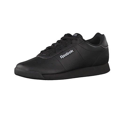 cf5138727 Reebok Damen Royal Charm CN0964 Sneaker Mehrfarbig (Black 001) 40.5 EU
